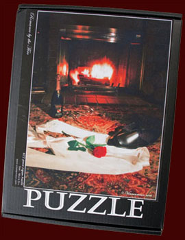 Romance by the Fire Puzzle